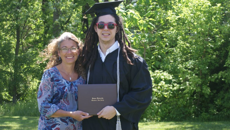 Andrew Graduates with B.S. in Entrepreneurship