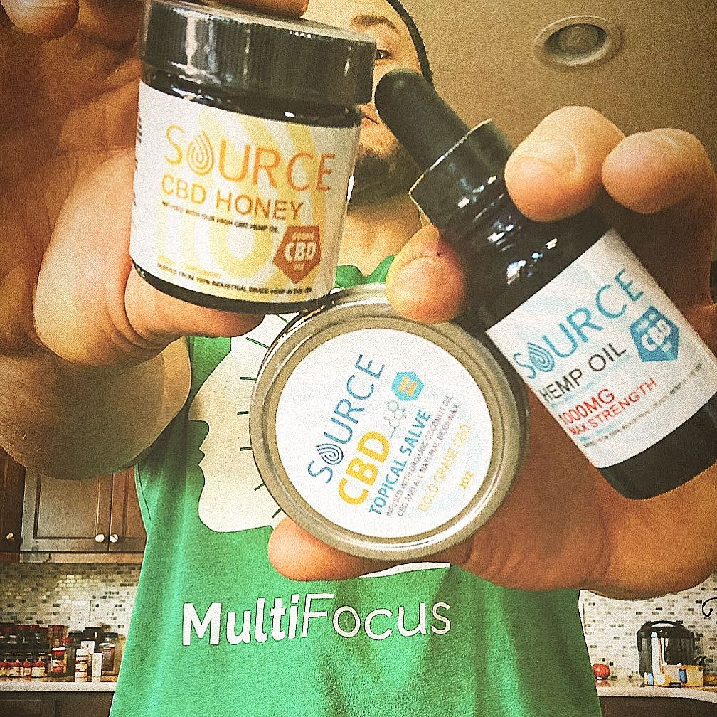 Source CBD products become available